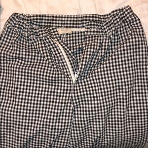 brandy melville gingham pants
